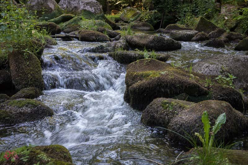 Von den Irreler Wasserfällen zur Teufelsschlucht