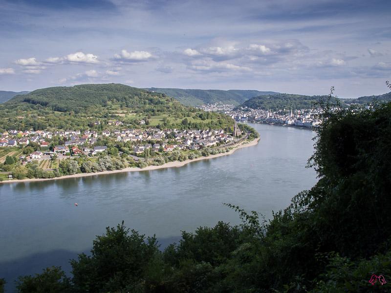 Der Mittelrhein-Klettersteig